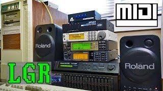 LGR - 486 Upgrade! Building a MIDI Mountain