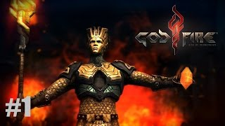 Godfire: Rise of Prometheus Walktrough Part 1