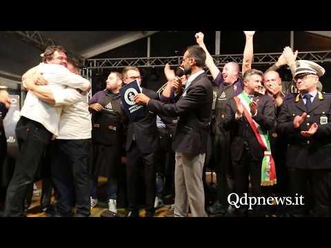 """Lo """"Spiedo Gigante"""" di Pieve di Soligo è nel """"Guinness World Records"""""""
