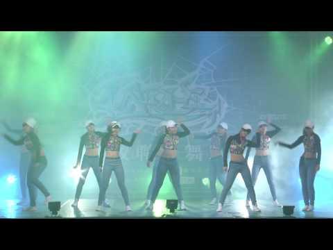 Unique-六校聯合舞展【臺南女中B排】