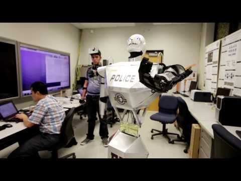 This Robot Cop Could Bring Disabled Officers Into The Field