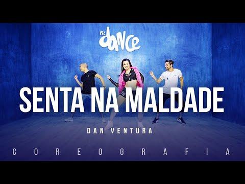Senta na Maldade - Dan Ventura | FitDance TV (Coreografia) Dance Video thumbnail