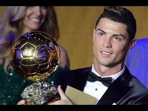 Cristiano Ronaldo Wins FIFA Ballon d'Or 2013 [HD] - FIFA Ballon d'Or 2013 Award FULL SHOW [HD]