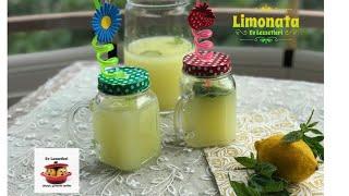 En kolay ve aromalı Limonata tarifi / Ev Lezzetleri/ İçecek ve Şerbet Tarifleri