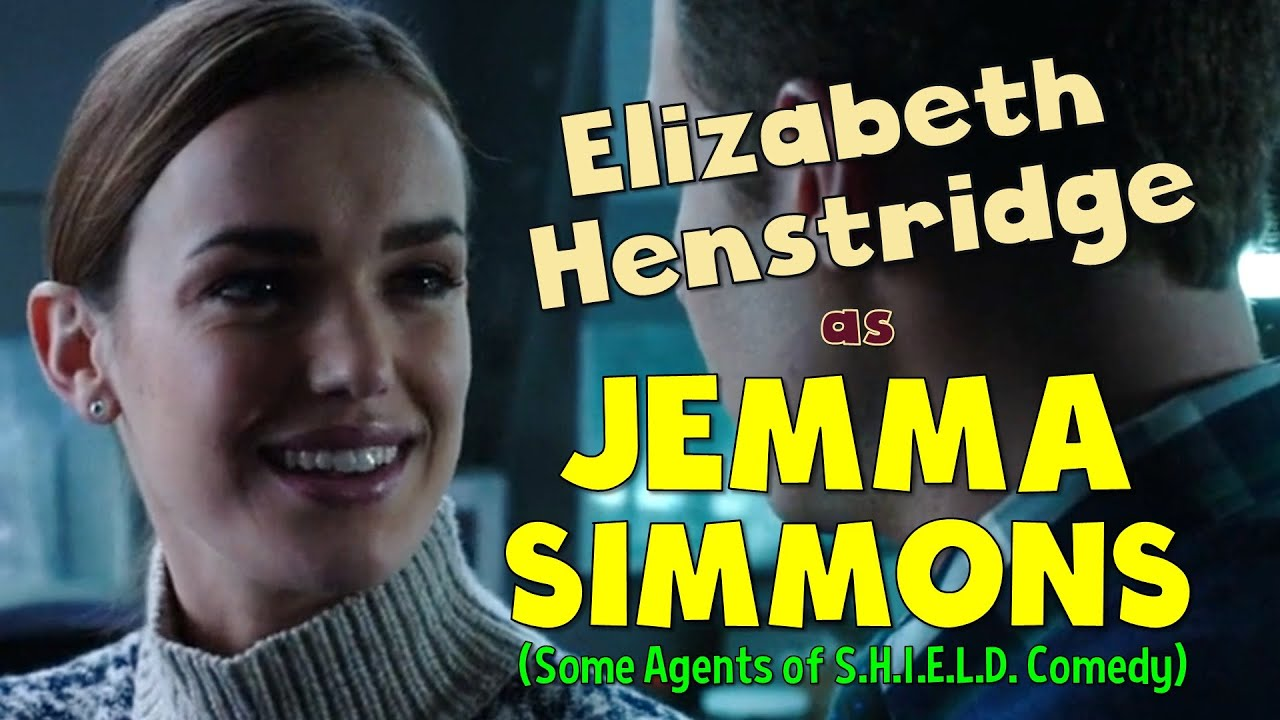 Download ELIZABETH HENSTRIDGE as JEMMA SIMMONS [Some Agents of S.H.I.E.L.D. Comedy] God Help The Girl