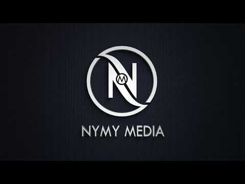 Nymy MEDIA OFFICIAL LOGO [ANIMATED] ELECTRIC VERSION