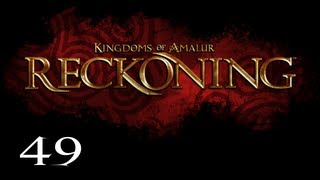 Прохождение Kingdoms of Amalur: Reckoning - Часть 49 — Легенда о Мертвеце Келе: Связующие узы
