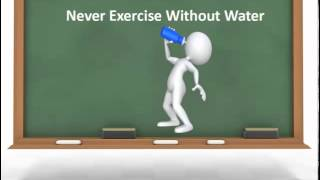 The Importance Of Drinking Water During Exercise