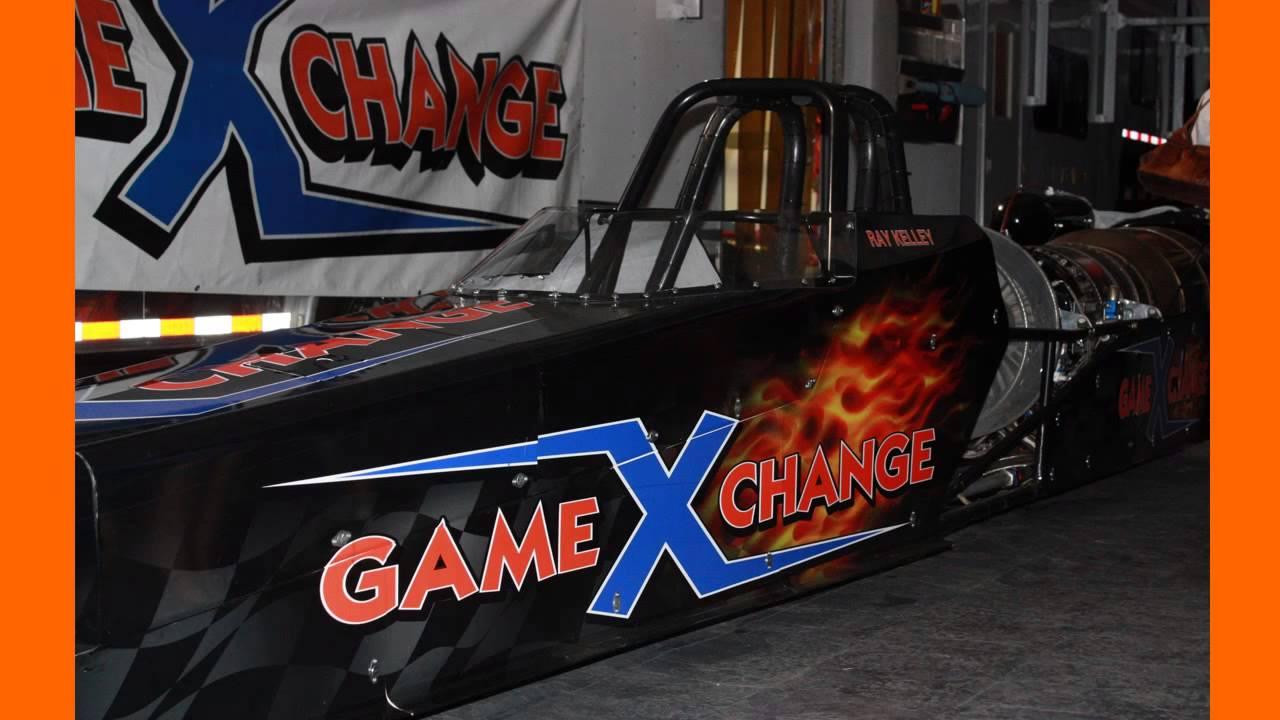 Game X Change Jet Car - YouTube