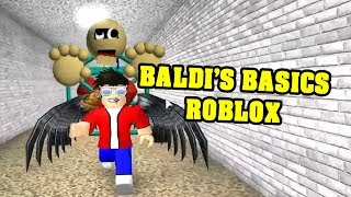 Baldi's Basics in Education and Learning | Baldi's Basics Roblox