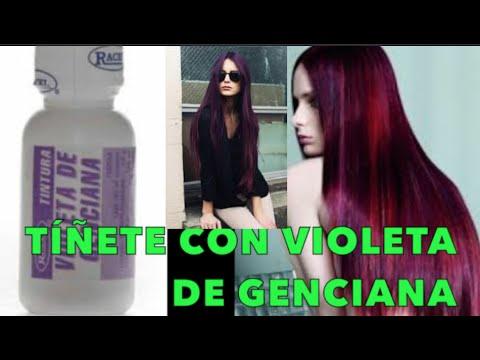 Ti 241 Ete De Morado Azul Rosa Con Violeta De Genciana How