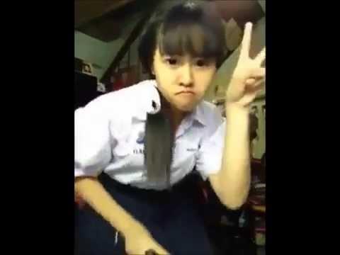 タイ美少女キレキレダンス! Thailand Pretty Kirekire dance!
