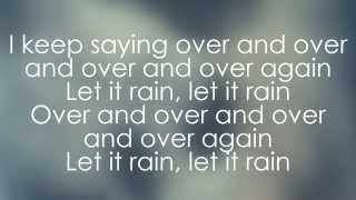 Rachael Yamagata - Over And Over - Lyrics