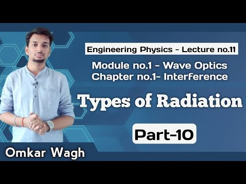 engineering-physics-|-types-of-radiation-|-ch--interference-|-module--wave-optics-|-part-10-|-lec-11