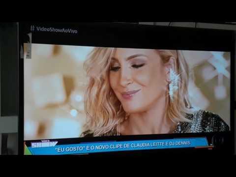 PRÉVIA videoclipe EU GOSTO (DENNIS FEAT CLAUDIA LEITTE) VÍDEO SHOW