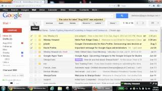 Video Google Apps: Gmail for Beginners hosted by FireLogic @ Park Ridge Library (8-4-2012) download MP3, 3GP, MP4, WEBM, AVI, FLV Agustus 2018