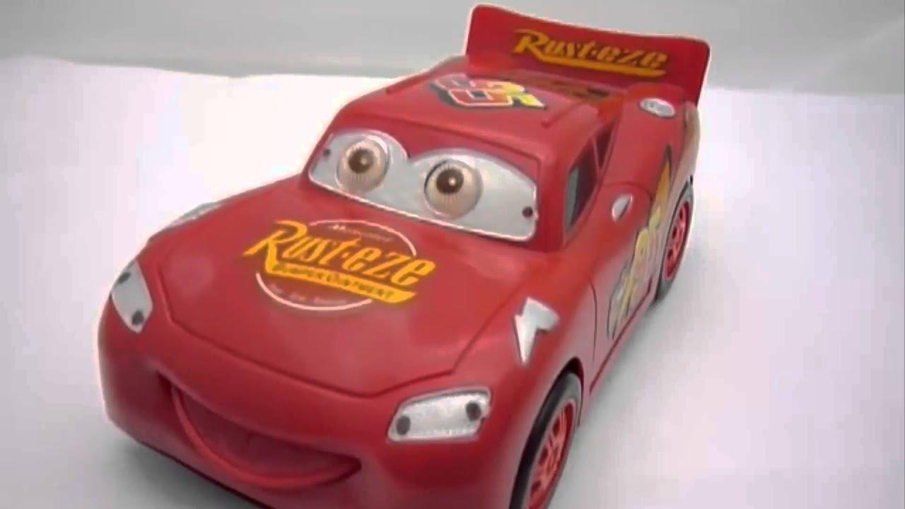 Disney Cars Toys Youtube: Lightning Mcqueen Dancing Disney Cars Toys Pixar