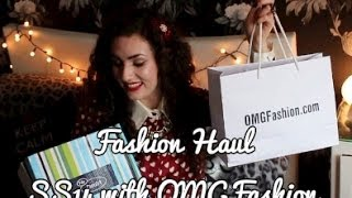 SS14 FASHION HAUL WITH OMGFASHION | Lily Kitten Thumbnail