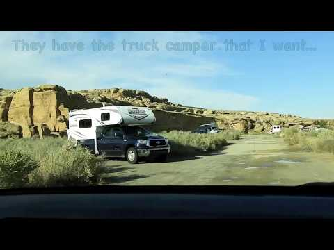 Road to Chaco Canyon - Gallo Campground #1
