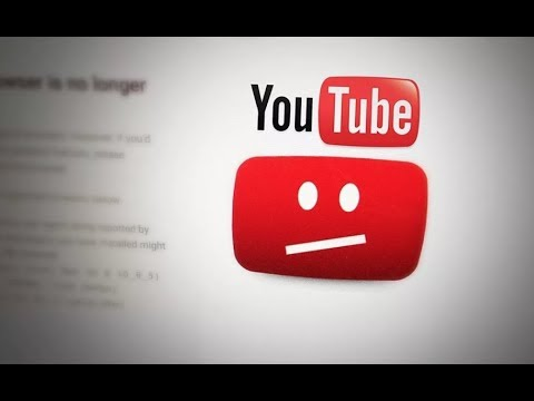 YouTube заблокировал 210 каналов о протестах. Компания Google отключила 210 каналов YouTube.