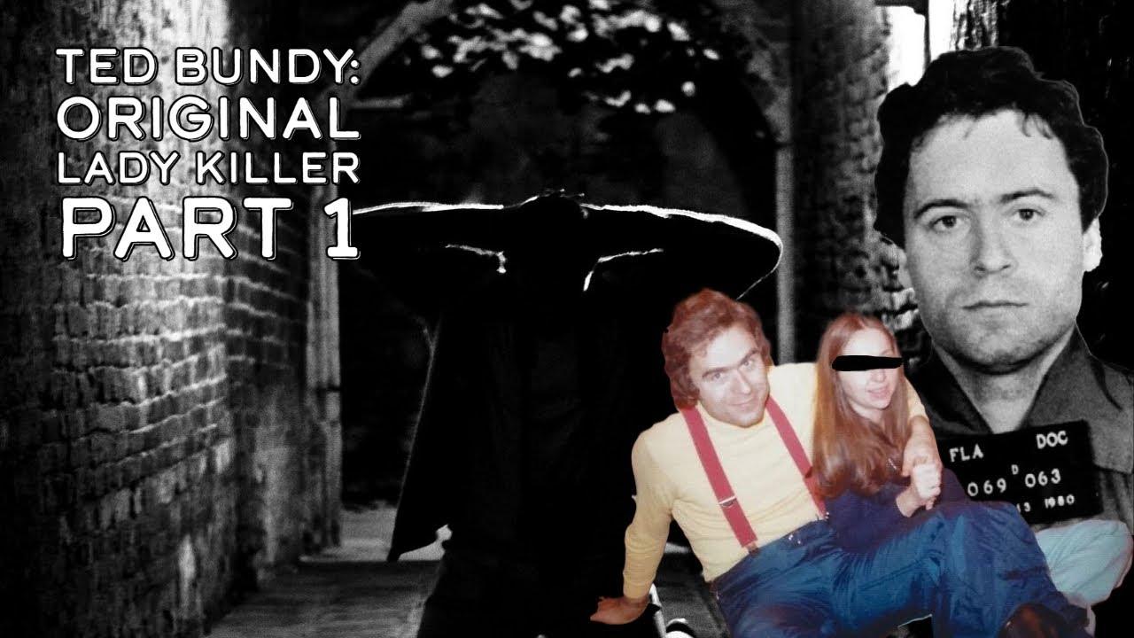 Download The Dead Hours Presents: The Murder Corner - Ted Bundy, Original Lady Killer [Part 1]