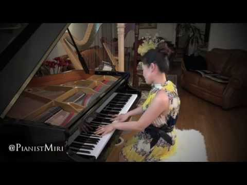 Shawn Mendes - Stitches | Piano Cover by Pianistmiri 이미리