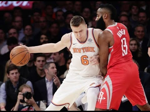 Houston Rockets vs New York Knicks Full Game Highlights | Nov 1 2017 | 2017-18 NBA season