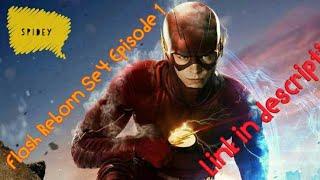 Flash season 4: The Flash Reborn! [Full Hd] Episode Download Link in description
