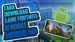 Comment télécharger les jeux Fortnite Mobile pour Android! (HP) Fortcraft (Fortcraft)