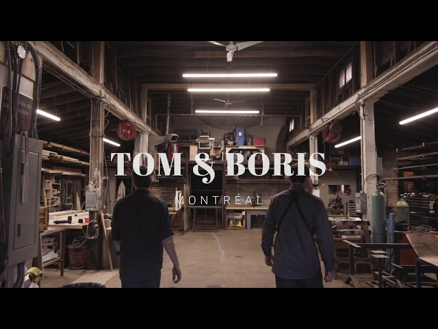 Tom & Boris : Vidéo corporative
