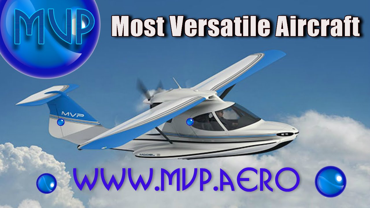 Category Sport: MVP The Most Versatile Aircraft In The Light Sport