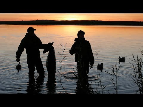 Waterfowl Hunting Safety Tips - NDGNF