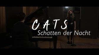 Julia Scheeser (JuMi) - Schatten der Nacht - CATS - Livesession @D-Room Studio