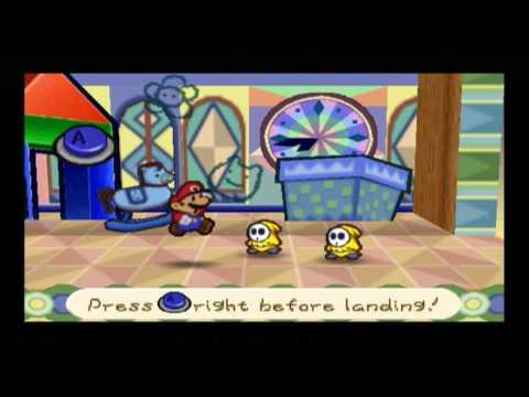 Let's Play Paper Mario (Blind) - Part 41, ft. Peacherboy1