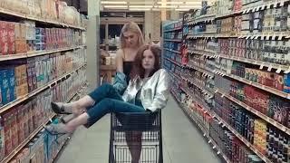 Nicola Peltz And Ellie Bamber Instagram Video