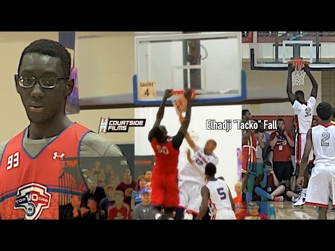 "Elhadji ""Tacko"" Fall 