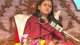 Meri Maa Khol De Tu Mere Bhi Naseeb Ko || Bhajan /|| By Pujya Sadhvi Saraswati Ji