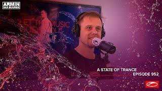 A State Of Trance Episode 952 – Armin van Buuren
