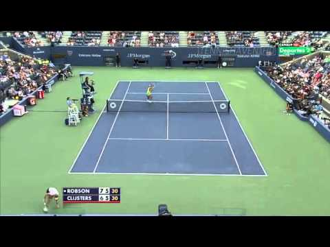 Clijsters' Last Stand