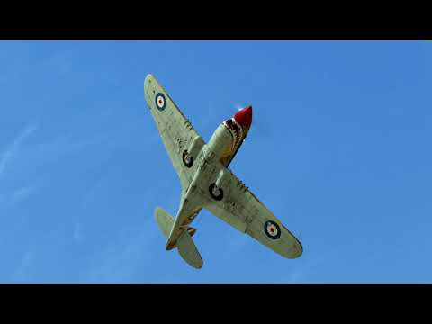 1.JaVA flying the P-40