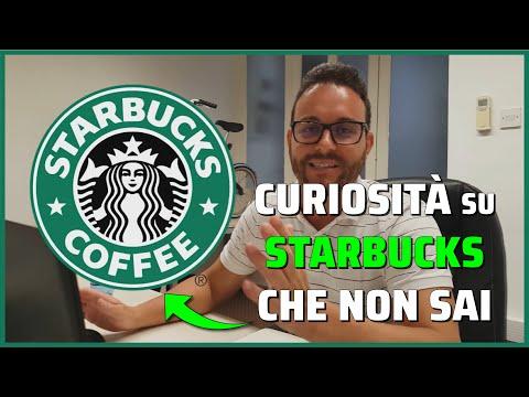 CURIOSITA' su STARBUCKS CHE (forse) NON SAI