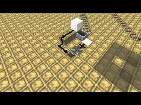 minecraft how to build a minecart system