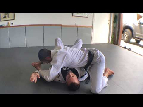 OneHanded Guillotine Hawaii Five0 Variation
