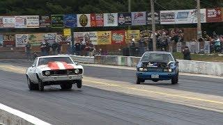 Big Tire Street & True Street - No Prep Drag Racing