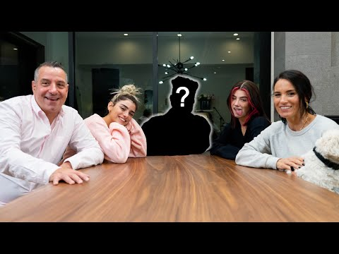 Our First Mystery Guest | Dinner With The D'Amelios