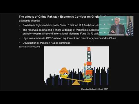 The Costs of the China-Pakistan Economic Corridor
