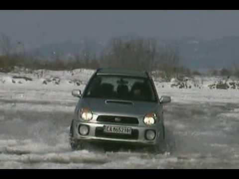 2001 subaru impreza wrx wagon