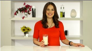 How To Make Your Own Almond Milk, Healthy Recipe, Fit How To