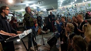 They Might Be Giants - Live at Amoeba Music - 11/13/2011 (full in-store show)