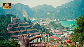 Тайланд сейчас Острова Пхи Пхи обстановка во время пандемии Обзор Пхи Пхи Дон